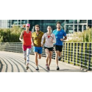 uitgebreide collectie runningkleding, dames/heren(738)