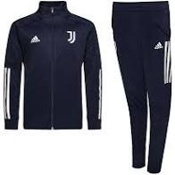 Juventus trainingspak, marine, ½ prijs (951)