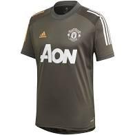 Manchester UInited train shirt, ½ prijs (955)
