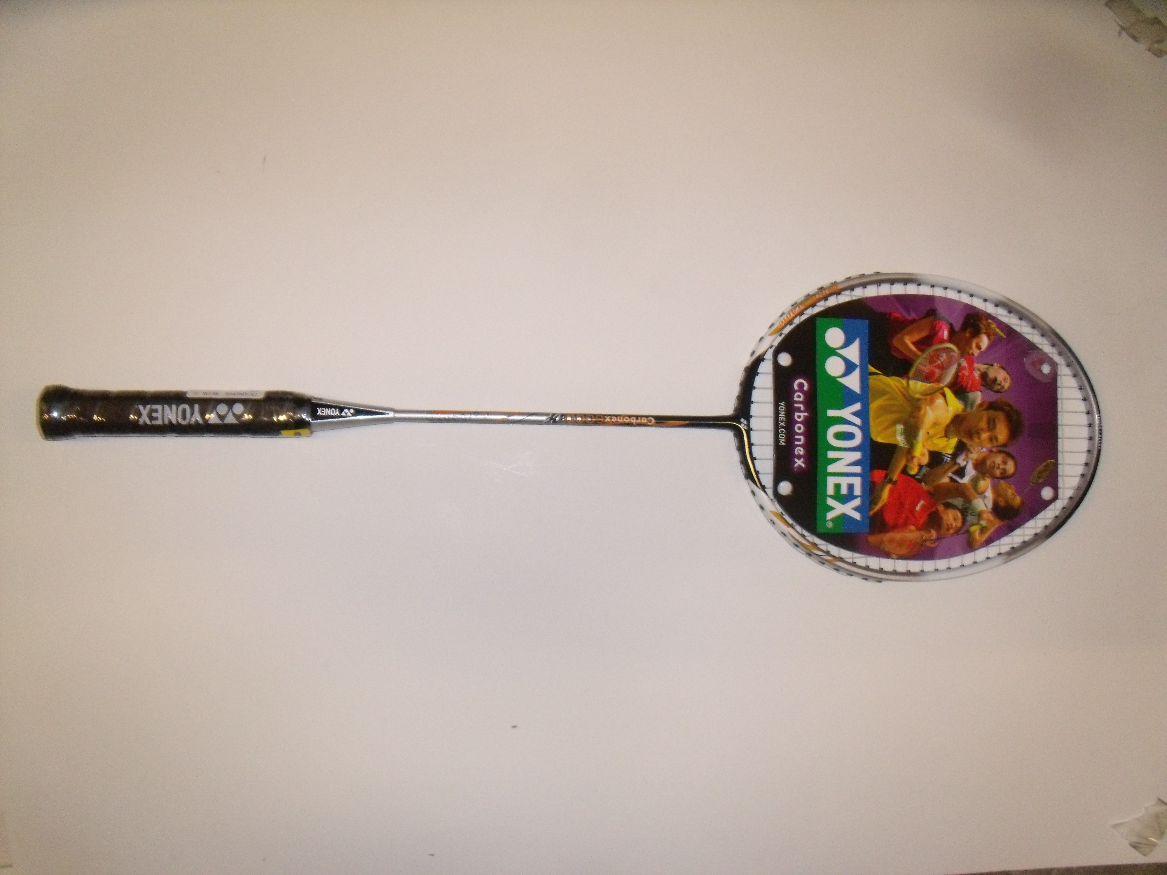 YONEX badmintonracket (152)