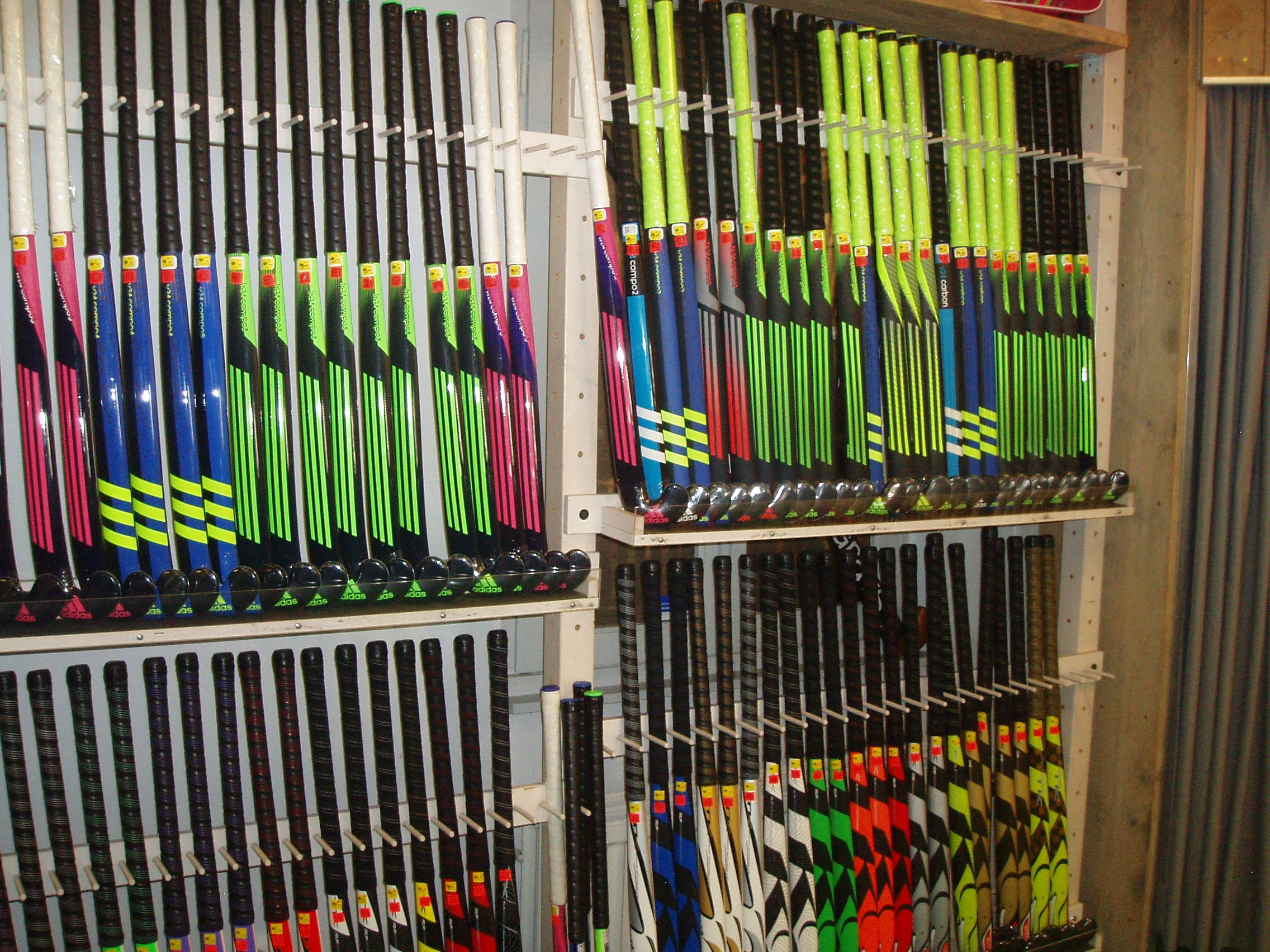 nieuwe collectie hockeysticks 2016/17, AANBIEDINGEN (525)
